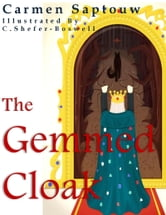The Gemmed Cloak ebook by Carmen Saptouw