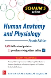 Schaum's Outline of Human Anatomy and Physiology ebook by Kent Van de Graaff,R. Rhees,Sidney Palmer