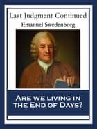 Last Judgment Continued ebook by Emanuel Swedenborg