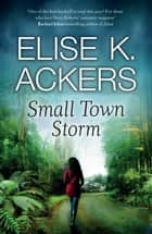 Small Town Storm ebook by Elise K Ackers