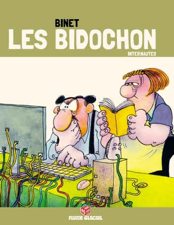 Les Bidochon (Tome 19) - Internautes (édition COLLECTOR) ebook by Christian Binet