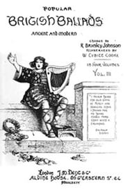 Popular British Ballads, Ancient and Modern, Vol. 3 (of 4) (Illustrated) ebook by Various