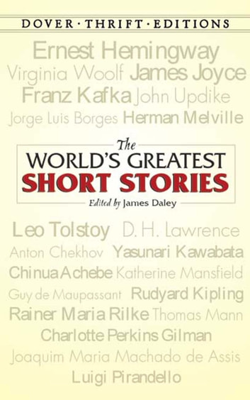 The World's Greatest Short Stories ebook by