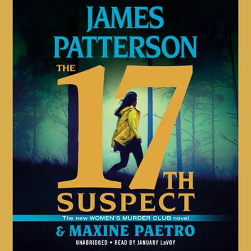 The 17th Suspect audiobook by James Patterson,Maxine Paetro