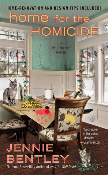 Home For the Homicide ebook by Jennie Bentley