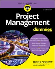 Project Management For Dummies ebook by Stanley E. Portny