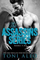 Assassins Bundle Two ebook by Toni Aleo