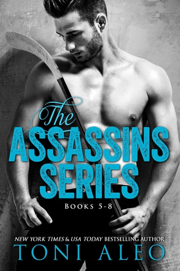 Assassins Bundle Two ekitaplar by Toni Aleo