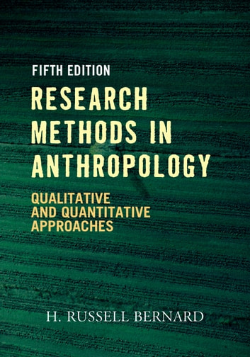 research methods in cultural anthropology Cultural anthropology, as a social science, has ethnographic research as its  foundation other social sciences employ methods that include, but are not  limited to.