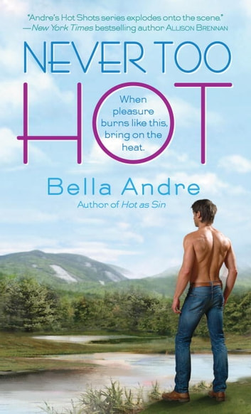 Never Too Hot ebook by Bella Andre