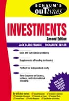 Schaum's Outline of Investments ebook by Jack Francis, Richard Taylor