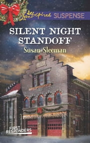 Silent Night Standoff ebook by Susan Sleeman