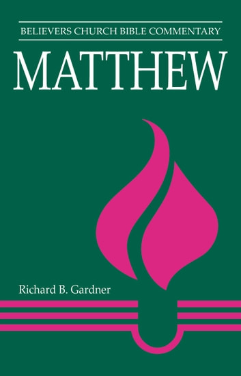 Matthew ebook by Richard B Gardner
