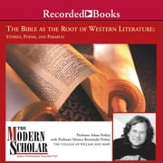 The Bible and the Roots of Western Literature audiobook by Adam Potkay, Monica Brzezinski Potkay