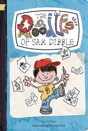 The Doodles of Sam Dibble #1 ebook by J. Press,Michael Kline