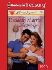 Decidedly Married ebook by Carole Gift Page