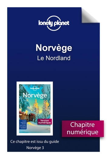 Norvège 3 - Le Nordland ebook by Lonely PLANET