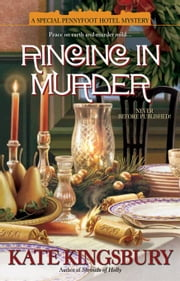 Ringing In Murder ebook by Kate Kingsbury