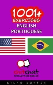 1001+ Exercises English - Portuguese ebook by Gilad Soffer