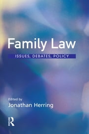 Family Law ebook by Jonathan Herring