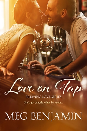 Love on Tap ebook by Meg Benjamin
