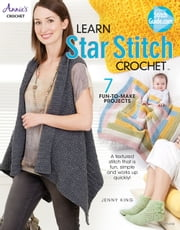 Learn Star Stitch Crochet ebook by Jenny King