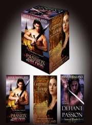 Medieval Romance Sampler Boxed Set ebook by Anna Markland