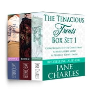 Tenacious Trents Box Set 1 ebook by Jane Charles