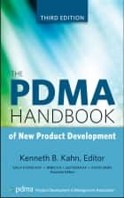 The PDMA Handbook of New Product Development ebook by Kenneth B. Kahn