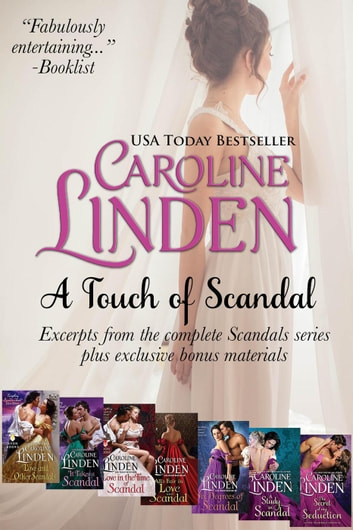 A Touch of Scandal ebook by Caroline Linden