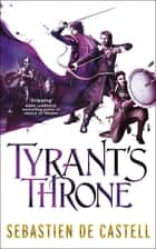 Tyrant's Throne ebook by The Greatcoats Book 4