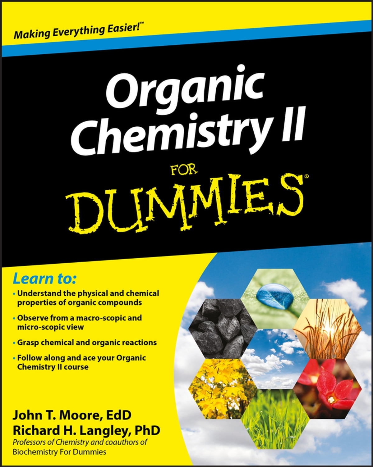 Organic Chemistry II For Dummies eBook by John T. Moore - 9780470770337 |  Rakuten Kobo
