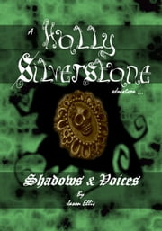 Shadows & Voices - Holly Silverstone, book one ebook by Jason Ellis