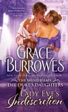 Lady Eve's Indiscretion ebook by Grace Burrowes