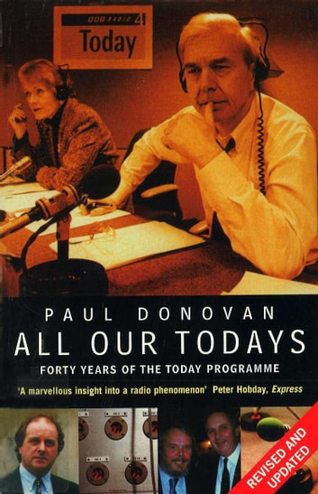 All Our Todays ebook by Paul Donovan