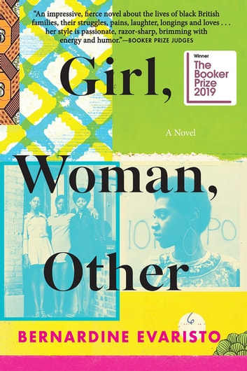 Girl, Woman, Other - A Novel (Booker Prize Winner) 電子書 by Bernardine Evaristo