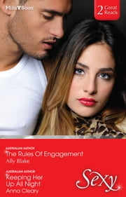 The Rules Of Engagement/Keeping Her Up All Night ebook by Ally Blake, Anna Cleary