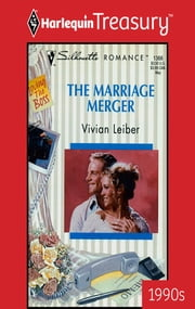 The Marriage Merger ebook by Vivian Leiber