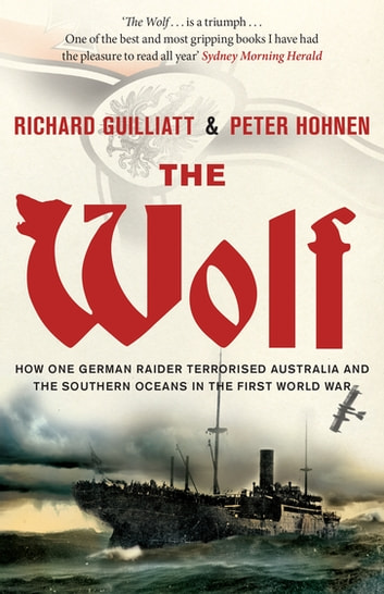 The Wolf ebook by Peter Hohnen,Richard Guilliatt