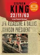 22/11/63 livre audio by Stephen King