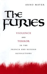 The Furies - Violence and Terror in the French and Russian Revolutions ebook by Arno J. Mayer