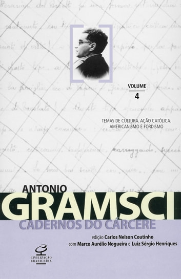 Cadernos do cárcere - vol. 4 ebook by Antonio Gramsci