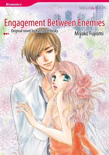 ENGAGEMENT BETWEEN ENEMIES - Mills&Boon 電子書 by Kathie Denosky
