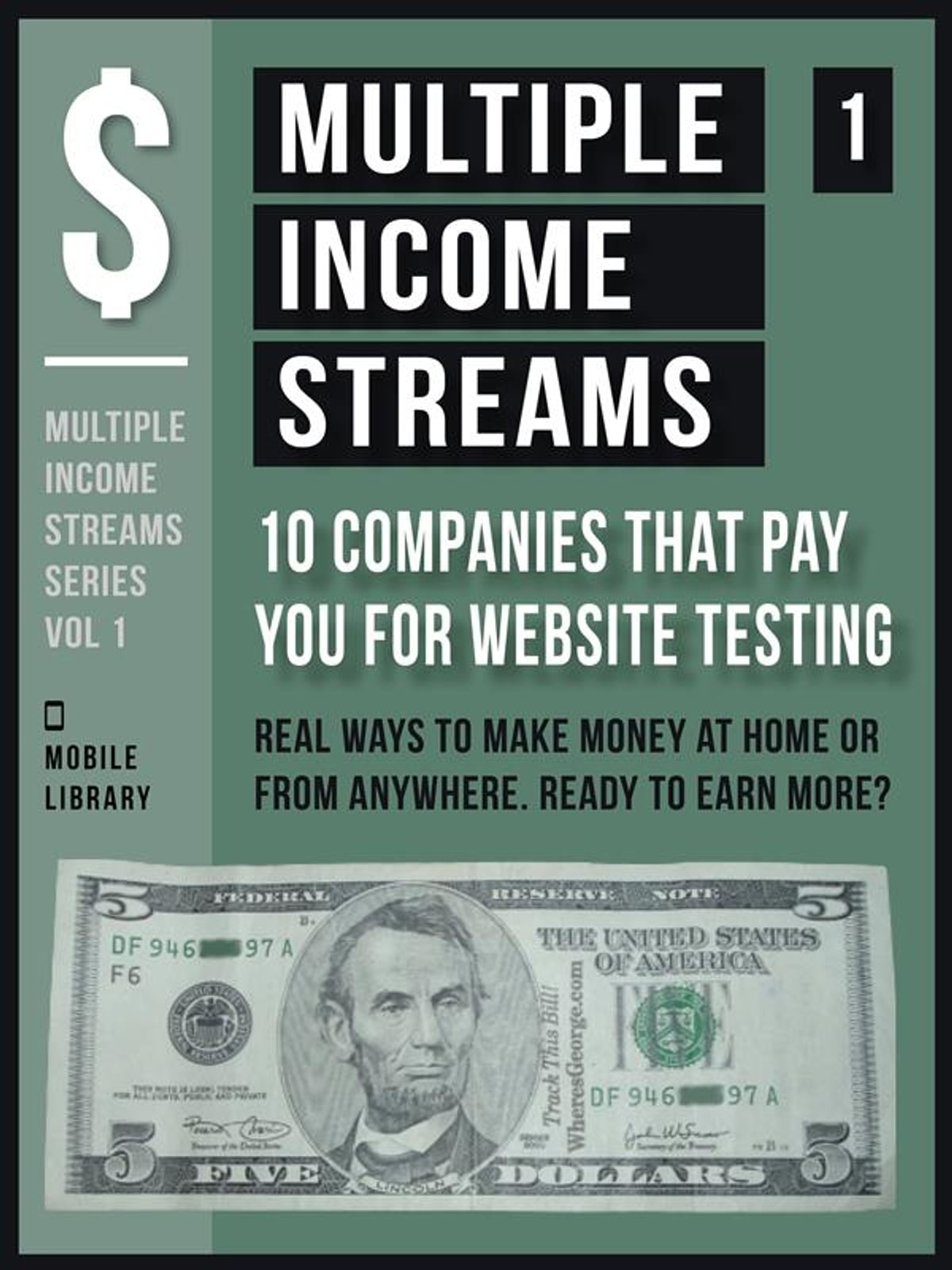Multiple Income Streams (1) - 10 Companies That Pay You For Website Testing  ebook by Mobile Library - Rakuten Kobo