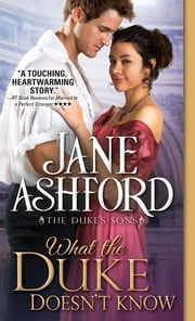 What the Duke Doesn't Know ebook by Sourcebooks Casablanca