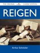 Reigen - The Original Classic Edition ebook by Schnitzler Arthur
