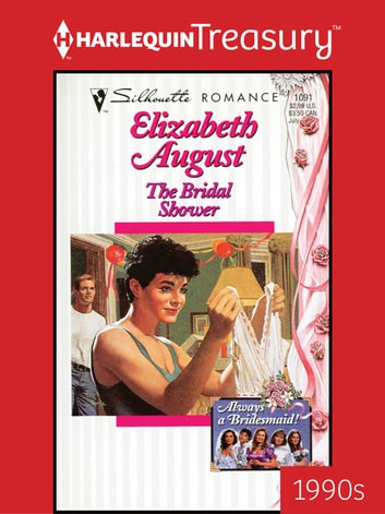 The Bridal Shower ebook by Elizabeth August