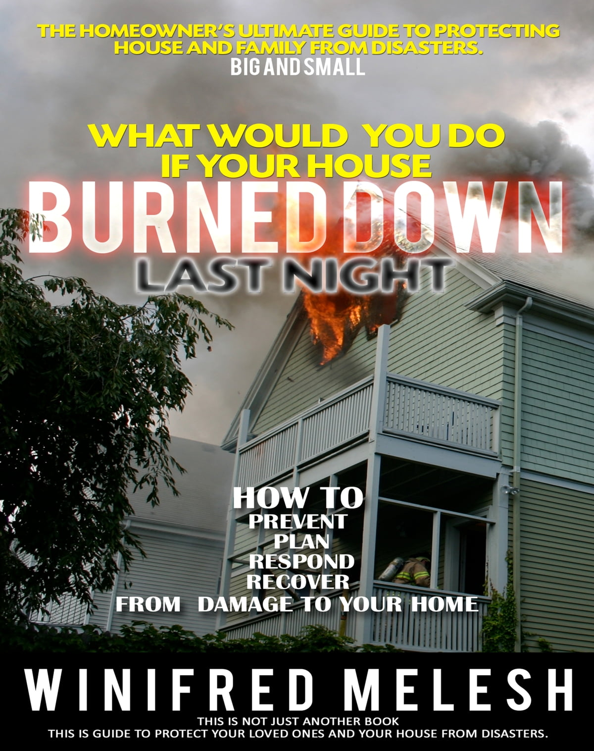 Burned out house: what to do 44