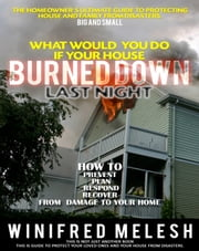What Would You Do If Your House Burned Down Last Night ebook by Winifred Melesh
