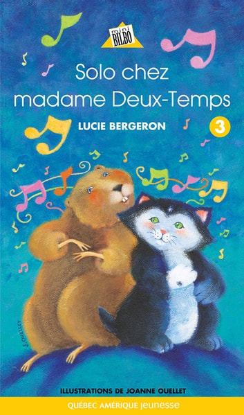 Solo 03 - Solo chez Madame Deux-Temps ebook by Lucie Bergeron